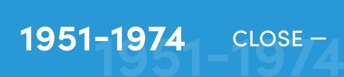 1951〜1974